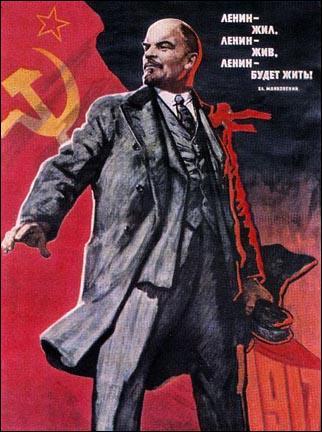 Je fus le principal instigateur d'une grande révolution qui eut lieu en 1917. Qui suis-je ?