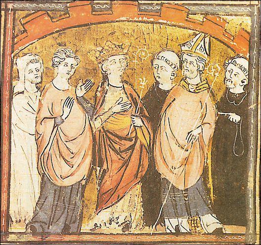 Mon règne qui dura de 622 à 632 permit de reconstituer une dernière fois le royaume franc avant l'extinction des mérovingiens. Je fus aussi le premier roi enterré à Saint-Denis. Qui suis-je ?