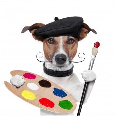 De quelle couleur était le chien de Georges Simenon ?