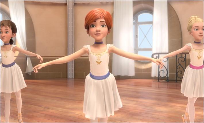 En 2016 est sorti ce joli film franco-canadien d'animation racontant l'histoire d'une jeune bretonne, Félicie, montée à Paris en 1880 pour devenir danseuse à l'Opéra. Quel est le titre du film ?