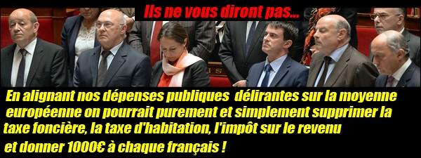 Il paraît que en 2020, quatre français sur cinq ne la paieront plus !