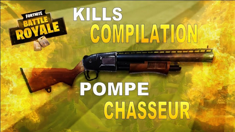 Difficile. Quel dégât fait le fusil à pompe spécialisé au maximum, sans headshot ?