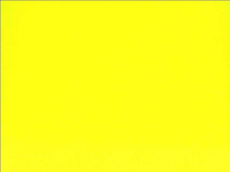 """Comment dit-on """"jaune"""" en anglais ?"""