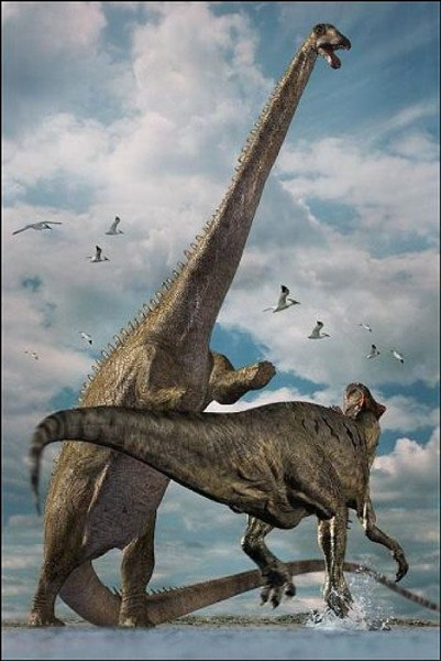 À quelle époque vivait Barosaurus ?