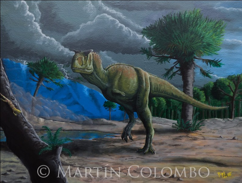 Giganotosaurus mesurait :