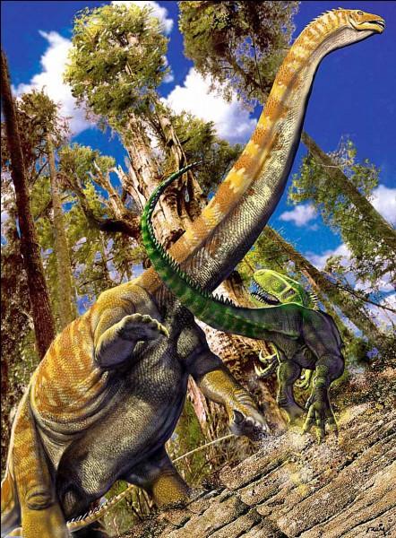 Supersaurus mesurait et pesait :