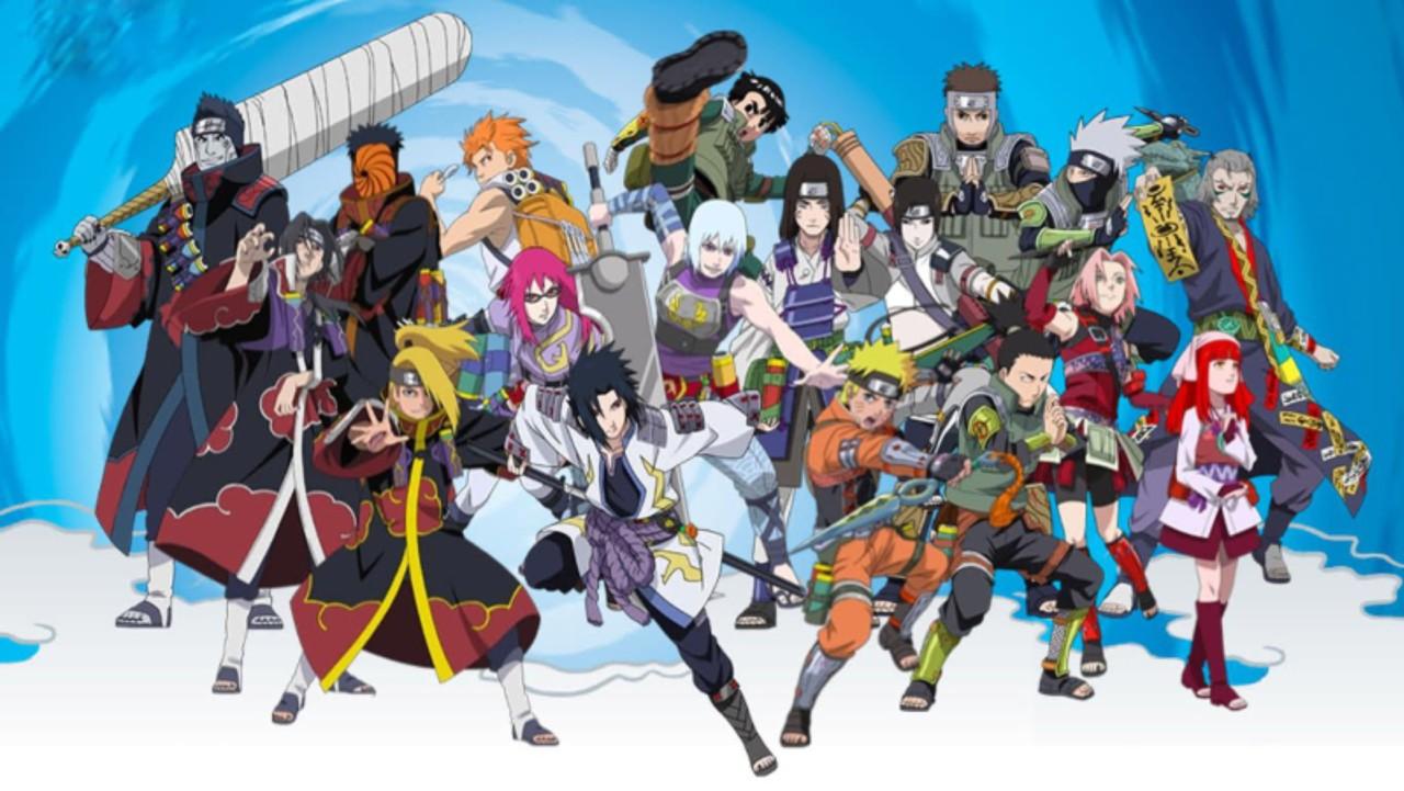 Connais-tu bien Naruto ?