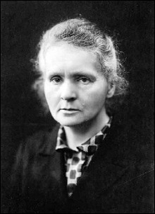 Marie Curie était polonaise.