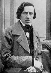 Frédéric Chopin était polonais.