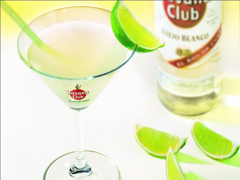 Lequel de ces drinks n'est pas originaire de Cuba ?