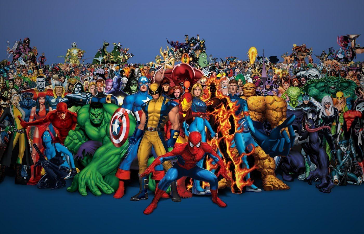 Quel héros Marvel êtes-vous ?