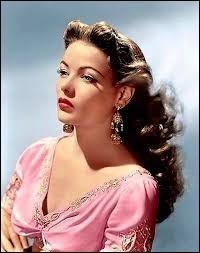 Les plus belles femmes du cinéma des années 40 et 50