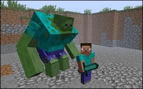 Que fais-tu quand il y a un zombie géant derrière toi et que tu n'as qu'une épée ?