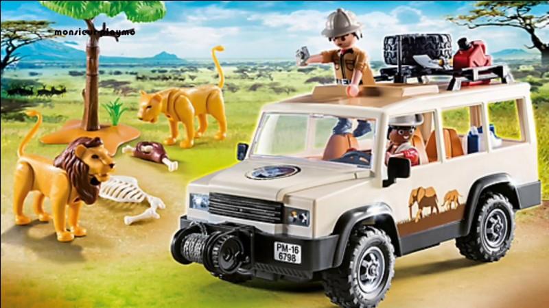 Afrique du Sud : Une famille américaine part faire un safari dans la nature sauvage, mais rien ne se passe comme prévu et la balade tourne au cauchemar !