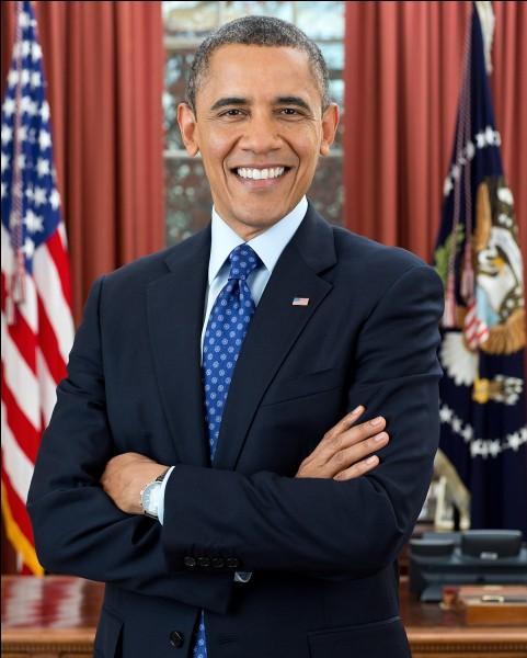 En quelle année Barack Obama a-t-il eu le prix Nobel de la paix ?