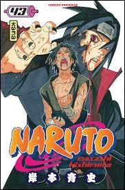 Tome 43 : dans le combat de Sasuke et Itachi, quel était le point faible d'Itachi ?