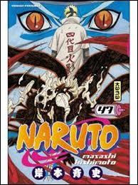 Tome 47 : Naruto va enfin rencontrer ...