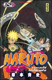 Tome 52 : que dit Naruto avant de perdre encore contre Sasuke ?