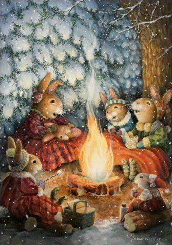 Où sont les lapins ?