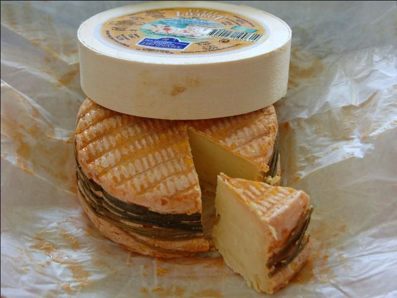 C'est un fromage français de Normandie à base de lait de vache. Il porte le nom de la commune dont il est originaire.