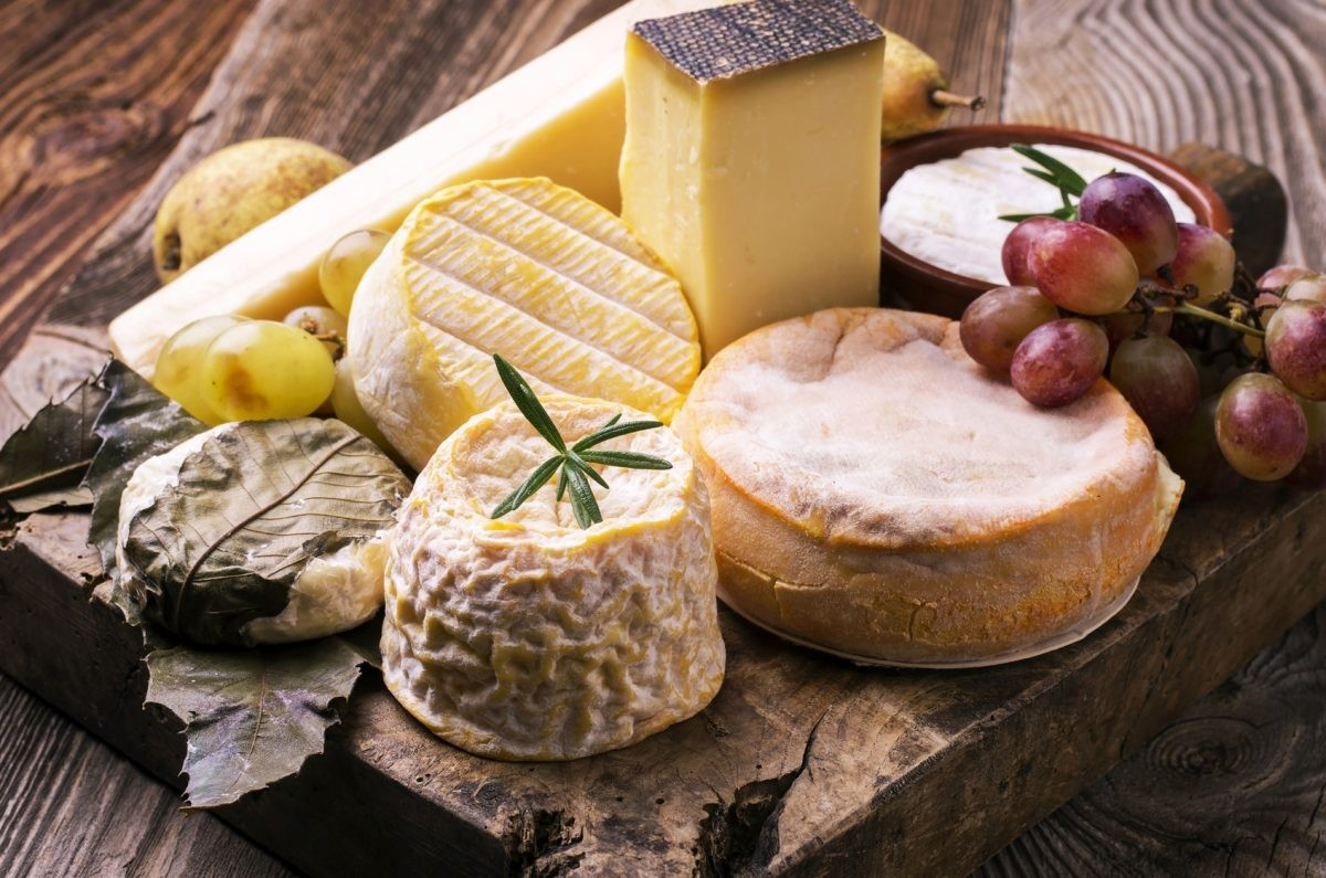 Les fromages (1)