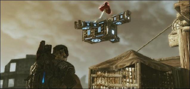 Dans « Gears of War 3 », quelles sont les étapes pour débloquer le Cluckshot ?