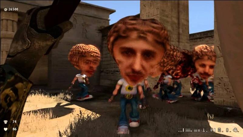 Dans « Serious Sam 3 : BFE », dans quel(s) niveau(x) peut-on trouver des PNJ représentant les développeurs du jeu ?