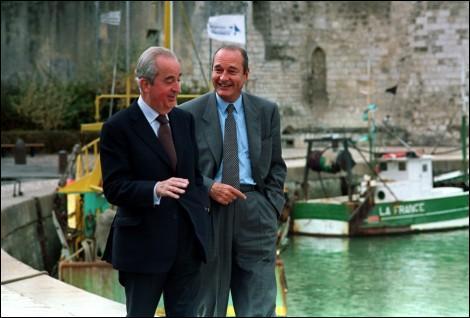 Dans ses 'Mémoires', Jacques Chirac évoque longuement :