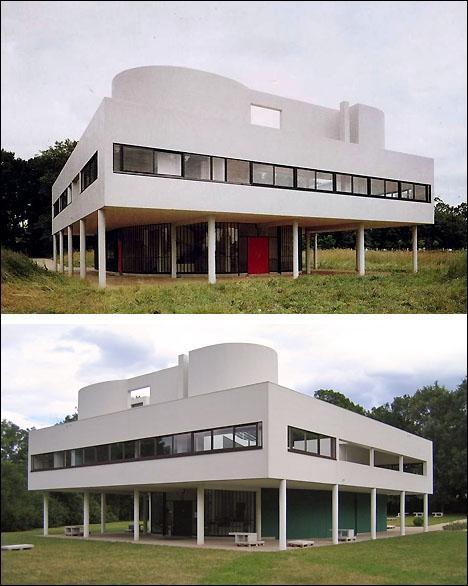 Je suis un architecte de grande renommée des années 20 aux années 50