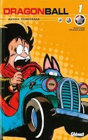 Dragon Ball : les volumes (partie 1)