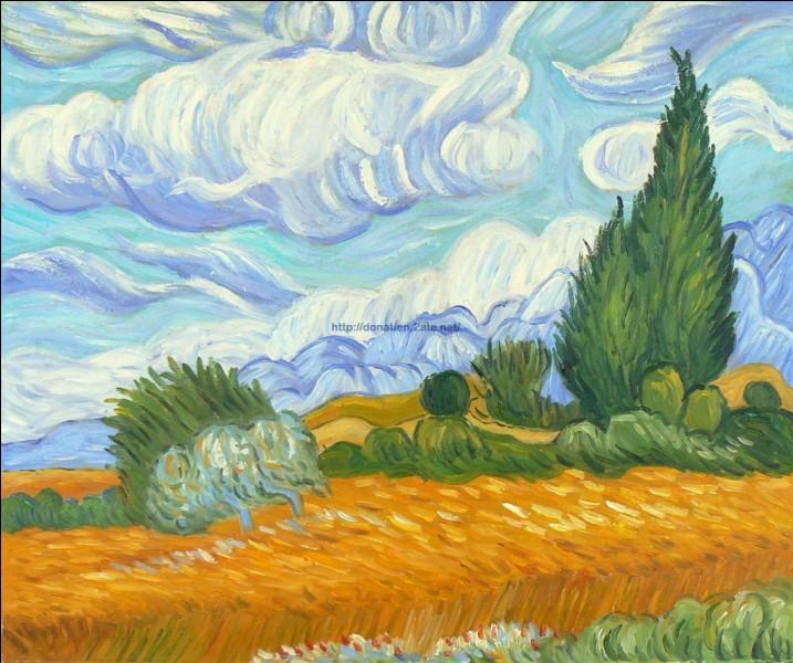 Combien de tableaux Van Gogh a-t-il peint ?