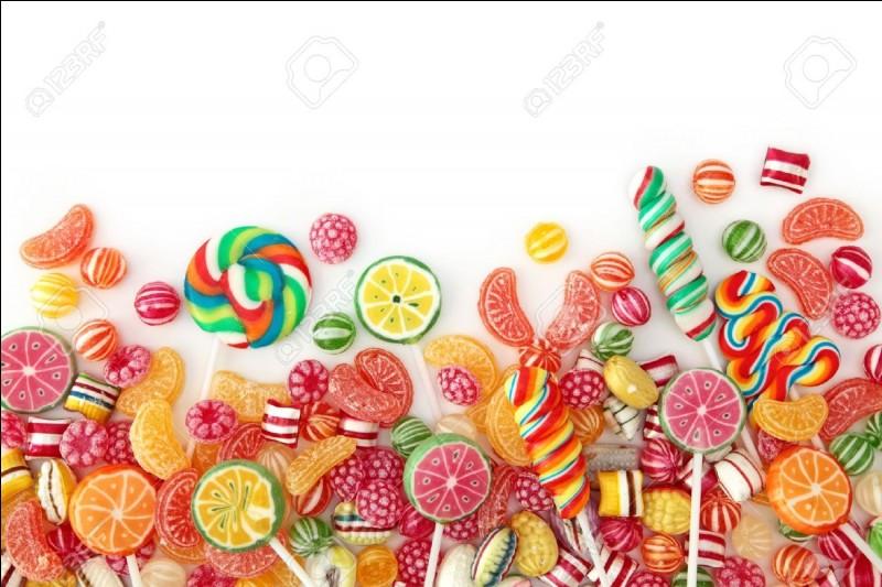 Quand commence-t-on à manger des bonbons en Europe ?