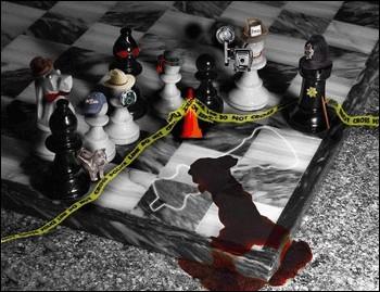Lequel de ces hommes est un champion d'échecs ?