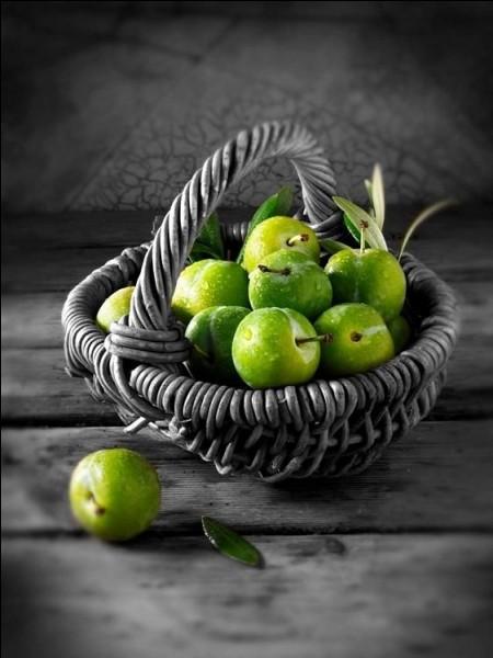 Que sont les pommes vertes ?