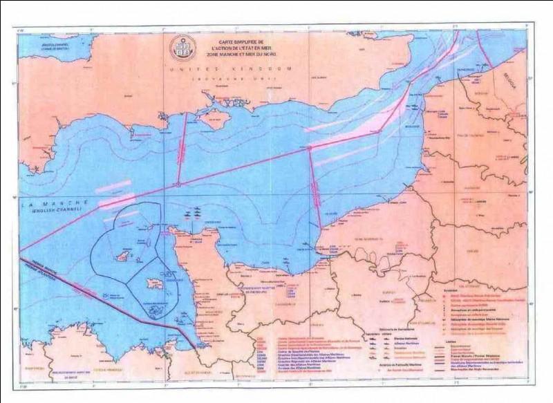 Pourquoi le Pas-de-Calais et l'Angleterre sont-ils très proches ?