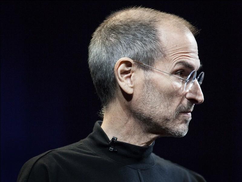 Quel fruit peut-on associer à Steve Jobs ?