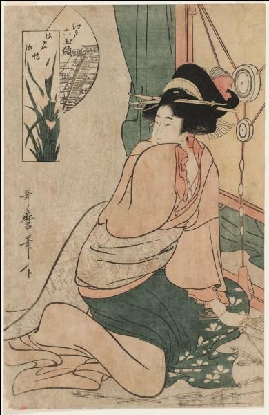 Qui était Utamaro Kitagawa ?