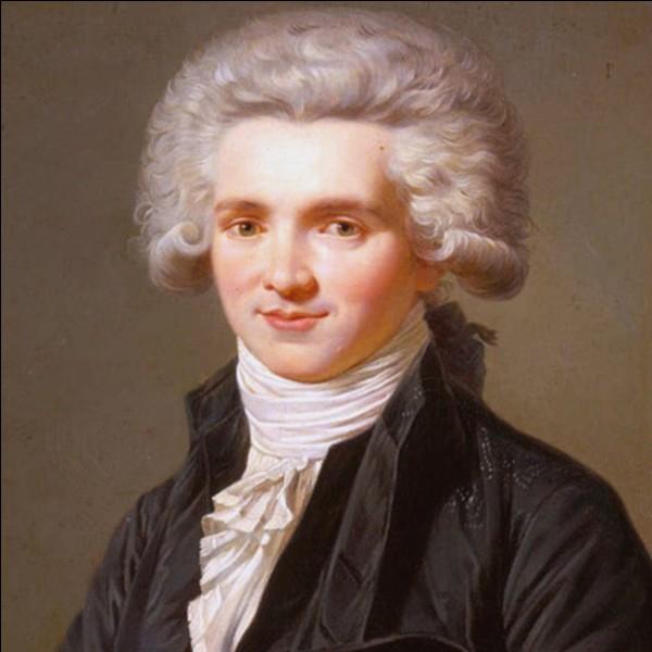 Comment Maximilien de Robespierre est-il mort ?