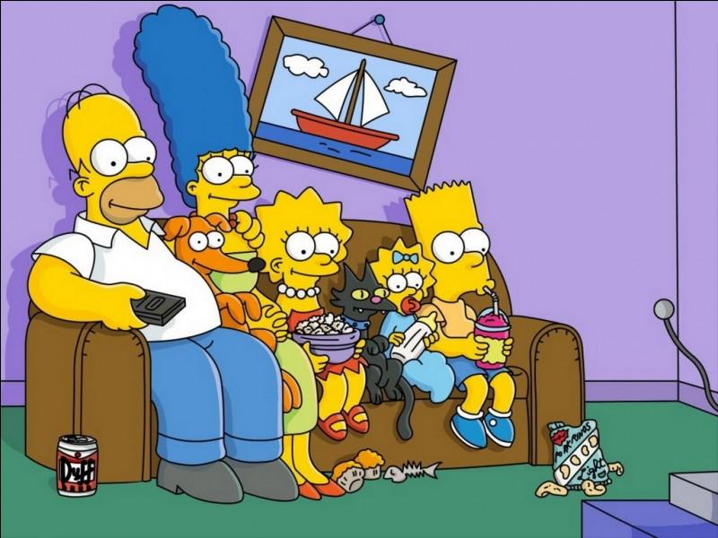 Quel personnage secondaire des Simpson préfères-tu ?