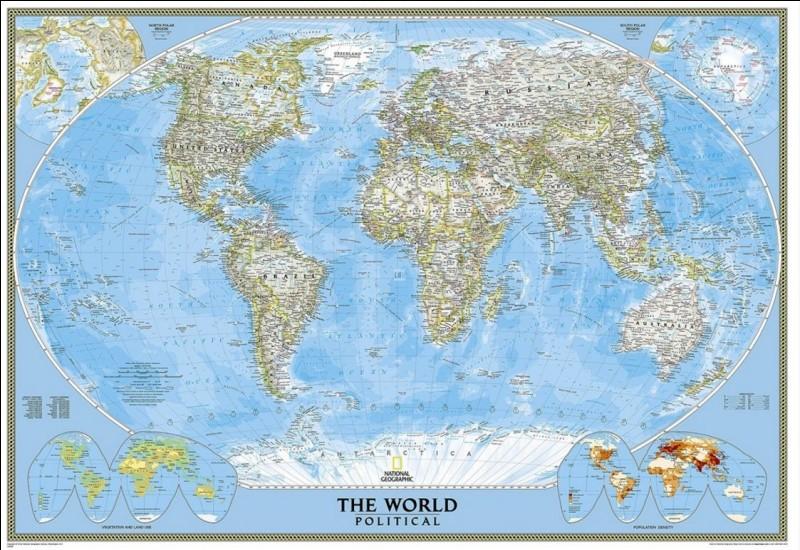 Dans quelle région de notre monde voudrais-tu vivre ?