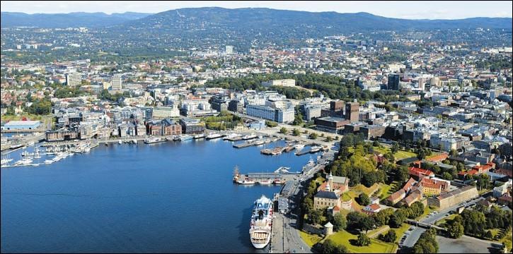 La capitale de ce pays est Oslo.