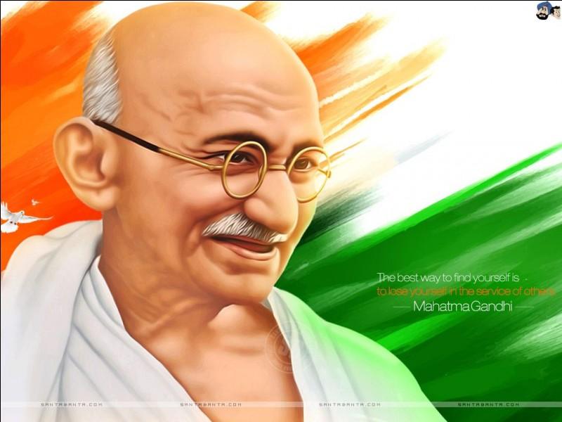 Comment Gandhi est-il mort ?
