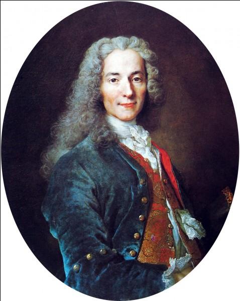Qui était François-Marie Arouet ?