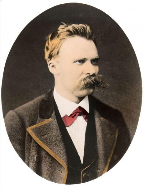 Friedrich Wilhelm Nietzsche était un philologue, philosophe, poète, pianiste et compositeur :