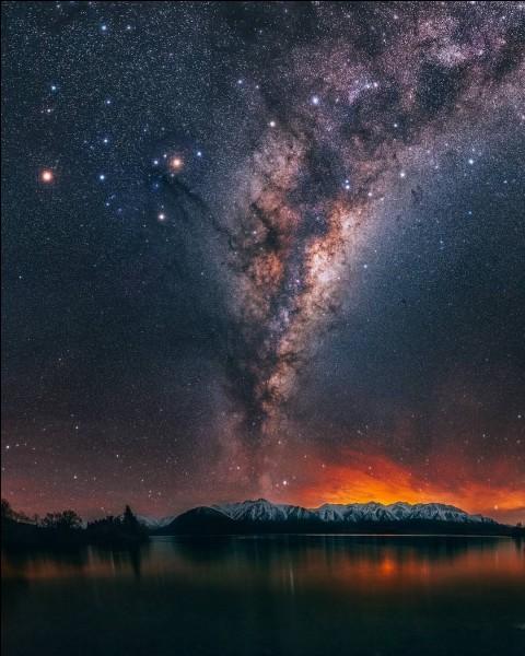 Notre galaxie s'appelle...