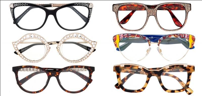 Les lunettes, que vous portez sur ce nez aquilin dont vous êtes si fier, ont été créées au moyen-âge !