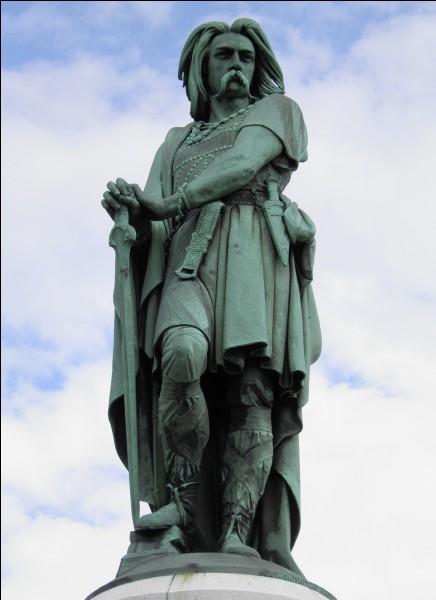 C'est bien connu, Vercingétorix était un guerrier inculte et barbare !