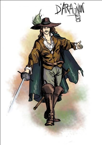 Le mousquetaire d'Artagnan a réellement existé !