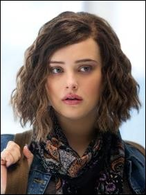 Dans quelle série pouvons-nous voir Hannah Baker ?
