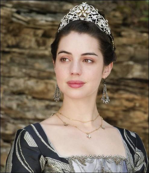 Dans quelle série pouvons-nous voir Mary Stuart ?